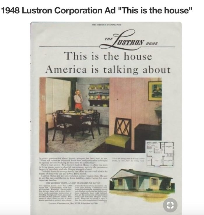 Lustron homes