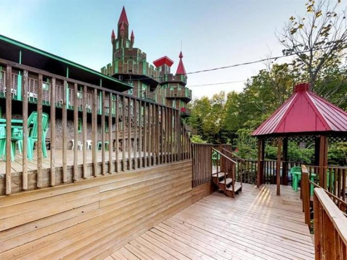 Quebec's Chateau Bahia is for sale