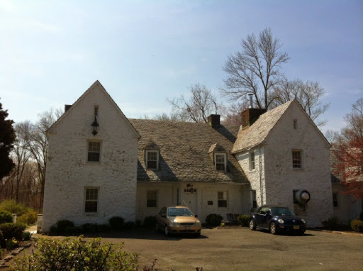 Charles Lindbergh's Hopewell New Jersey House