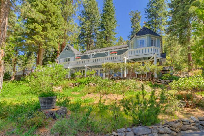Lake Tahoe dream house for sale