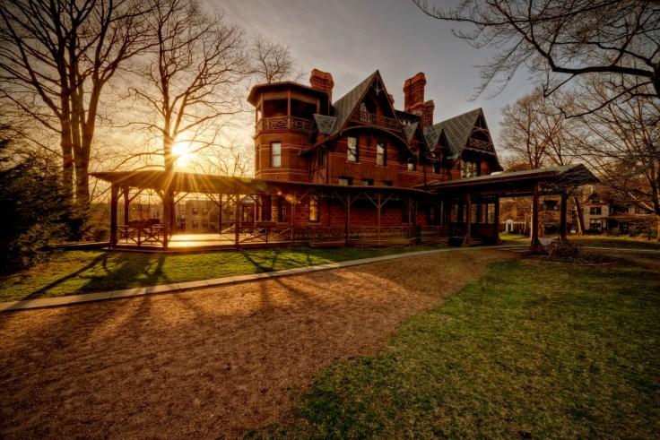 Mark Twain House in Connecticut