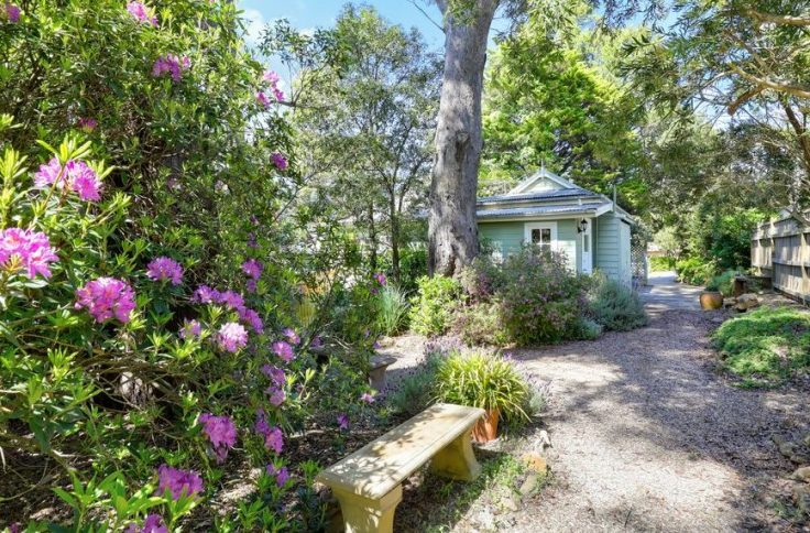 Toad Hall Tiny House in Australia