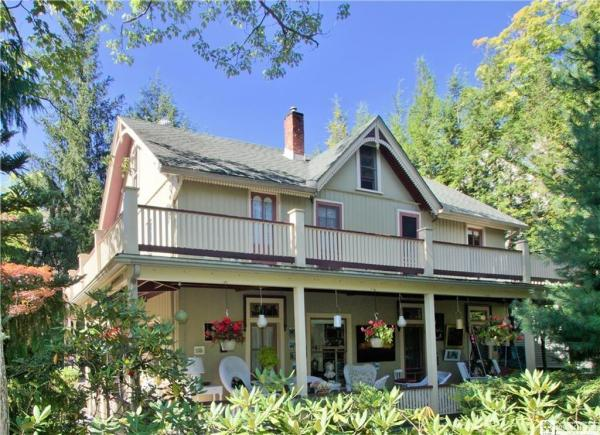 Chautauqua cottage in NY for sale