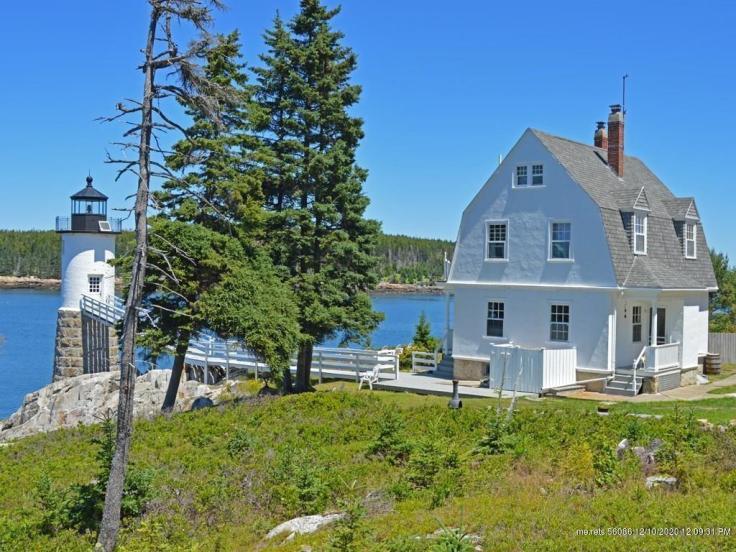 99 Lighthouse Road Isle Au Haut Maine