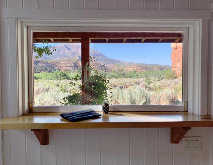 Sage Canyon Cliff House near Mesa Verde Colorado