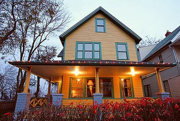 The real life Christmas Story house