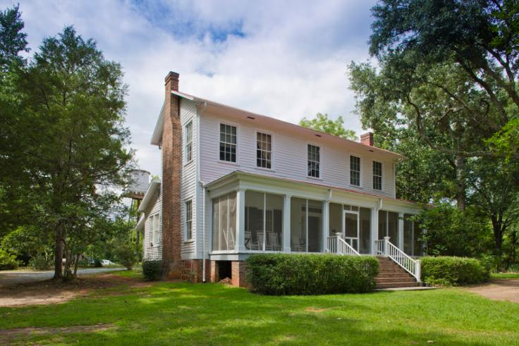 Andalusia-Farm-Georgia-home-of-Flannery-O'Connor
