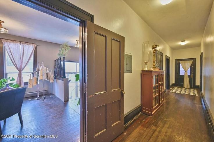 Former nun's convent converted to a home and business