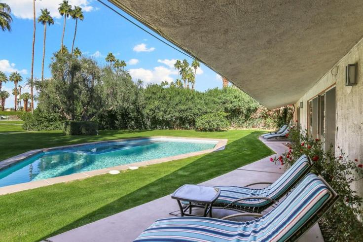 Mid Century ranch time capsule in Rancho Mirage CA