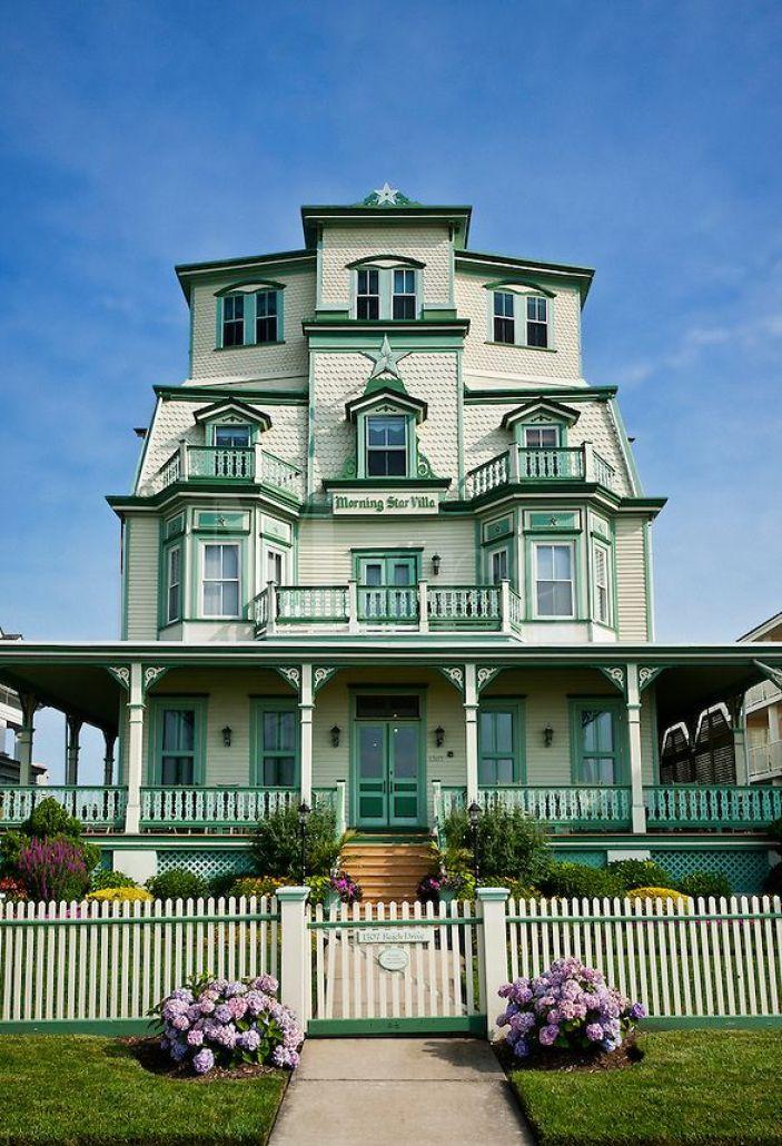 Morning Star Villa in Cape May, NJ