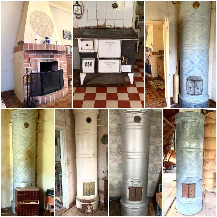 Scandinavian farmhouse