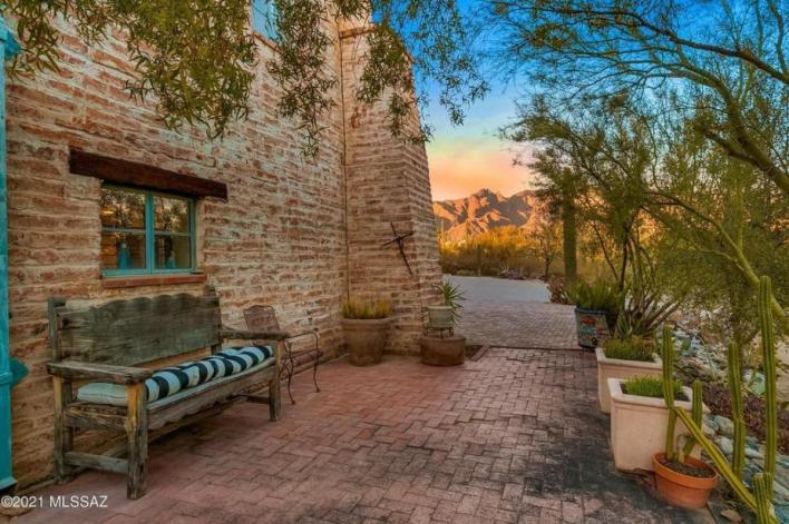 historic Tucson Territorial home for sale