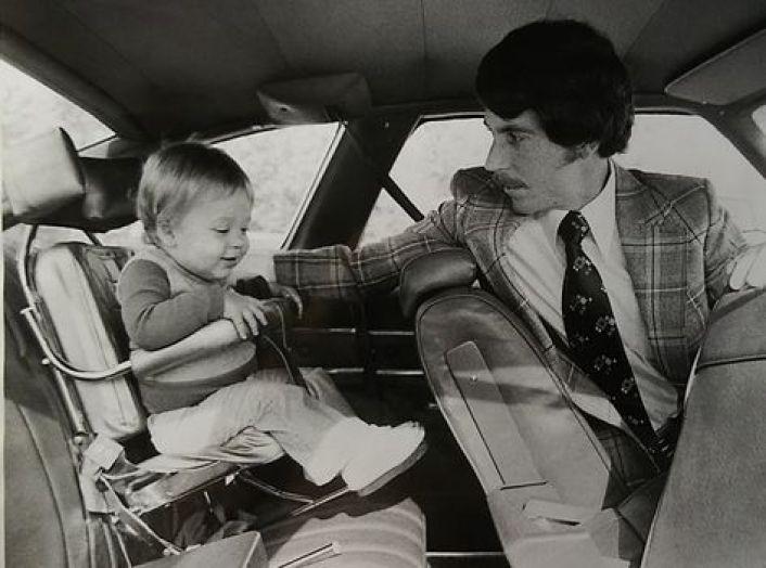 vintage child car seats