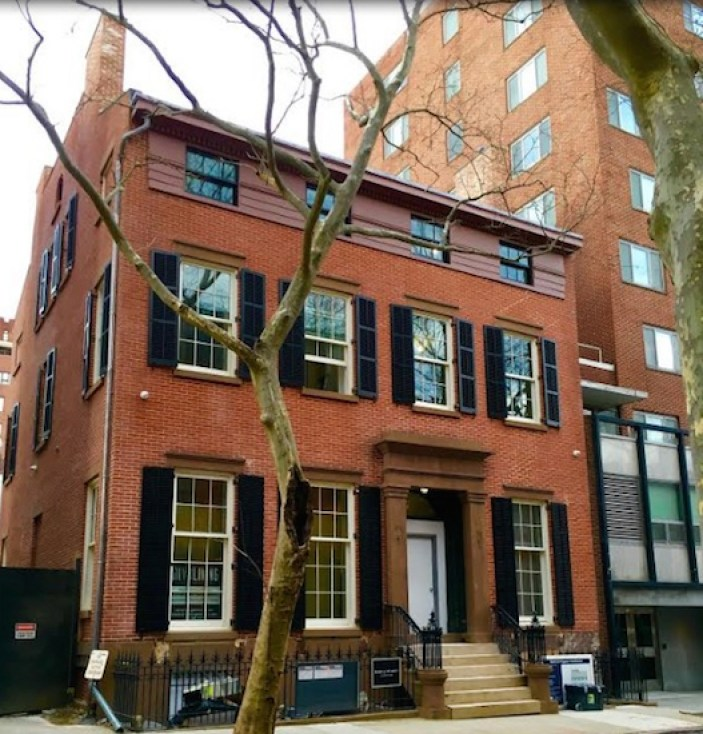Truman Capote's Brooklyn house