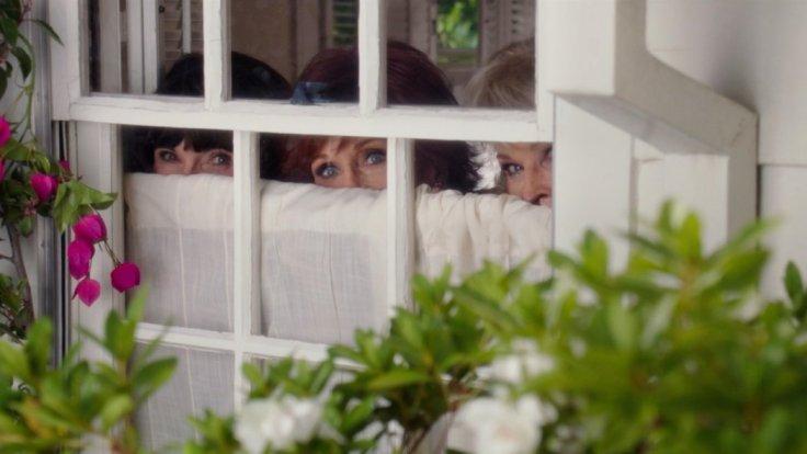 Diane Keaton's house in Book Club movie