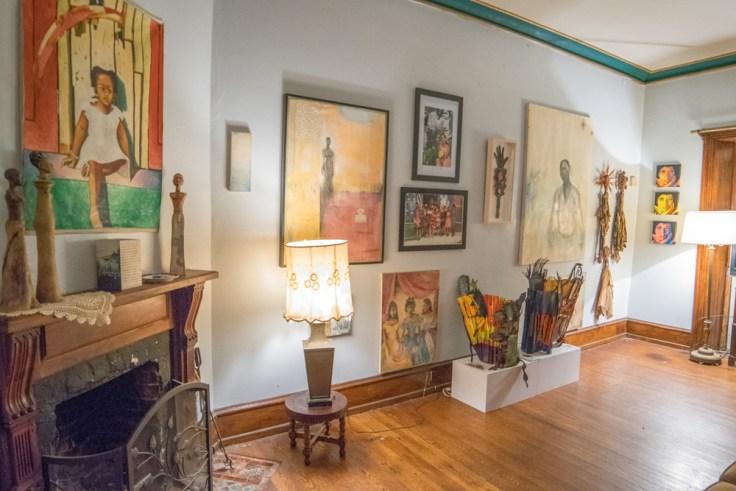 The Colored Girls Museum in Germantown Philadelphia