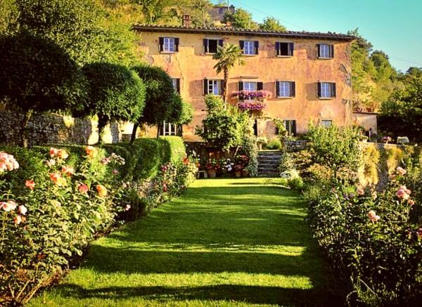 Bramasole Frances Mayes' real life house in Tuscany