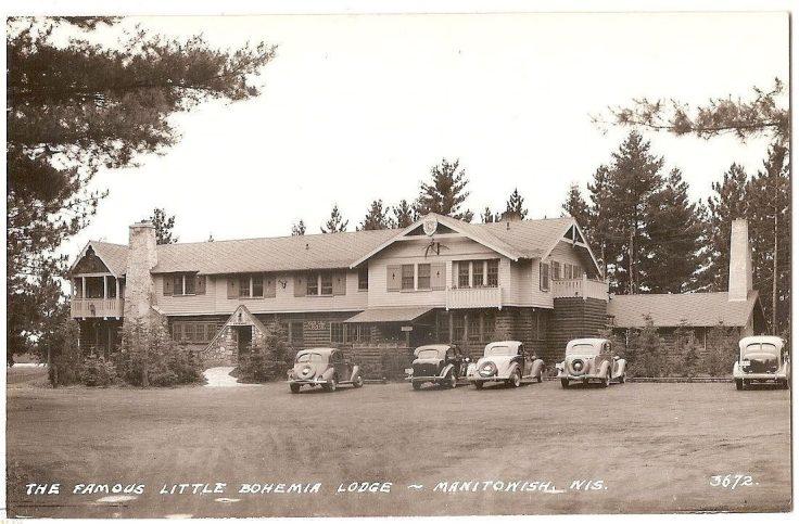 Little Bohemia Lodge exterior