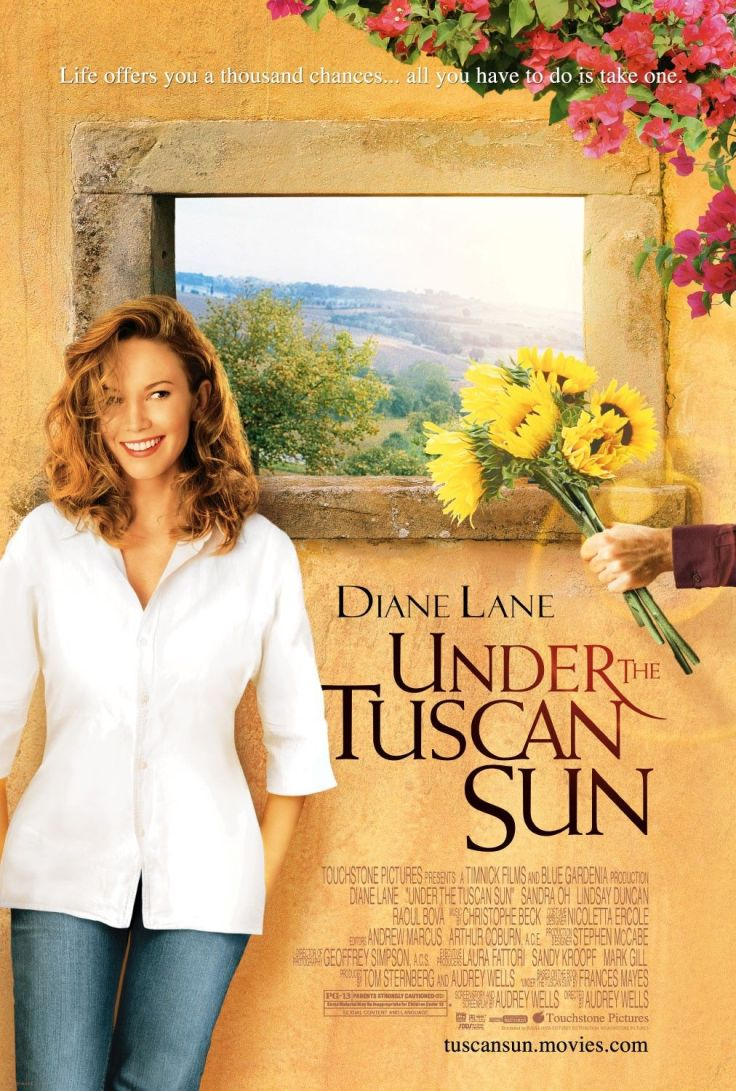 Under The Tuscan Sun house