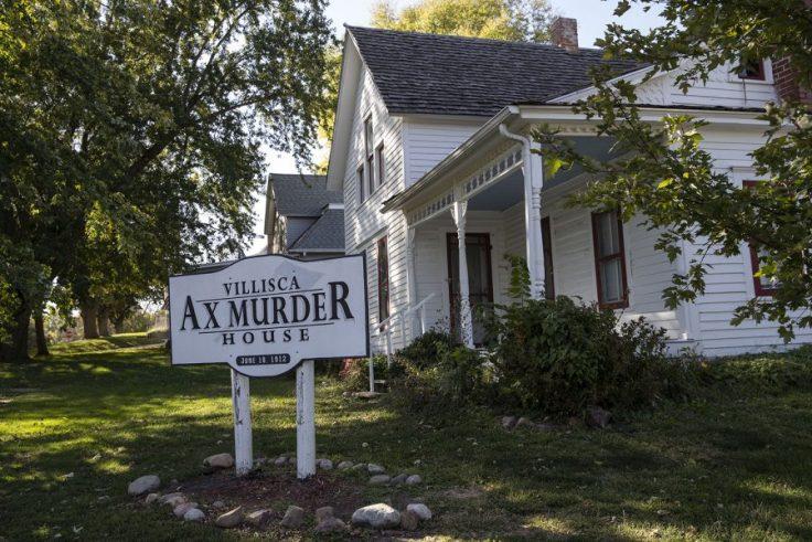 Villisca Ax Murder House in Iowa