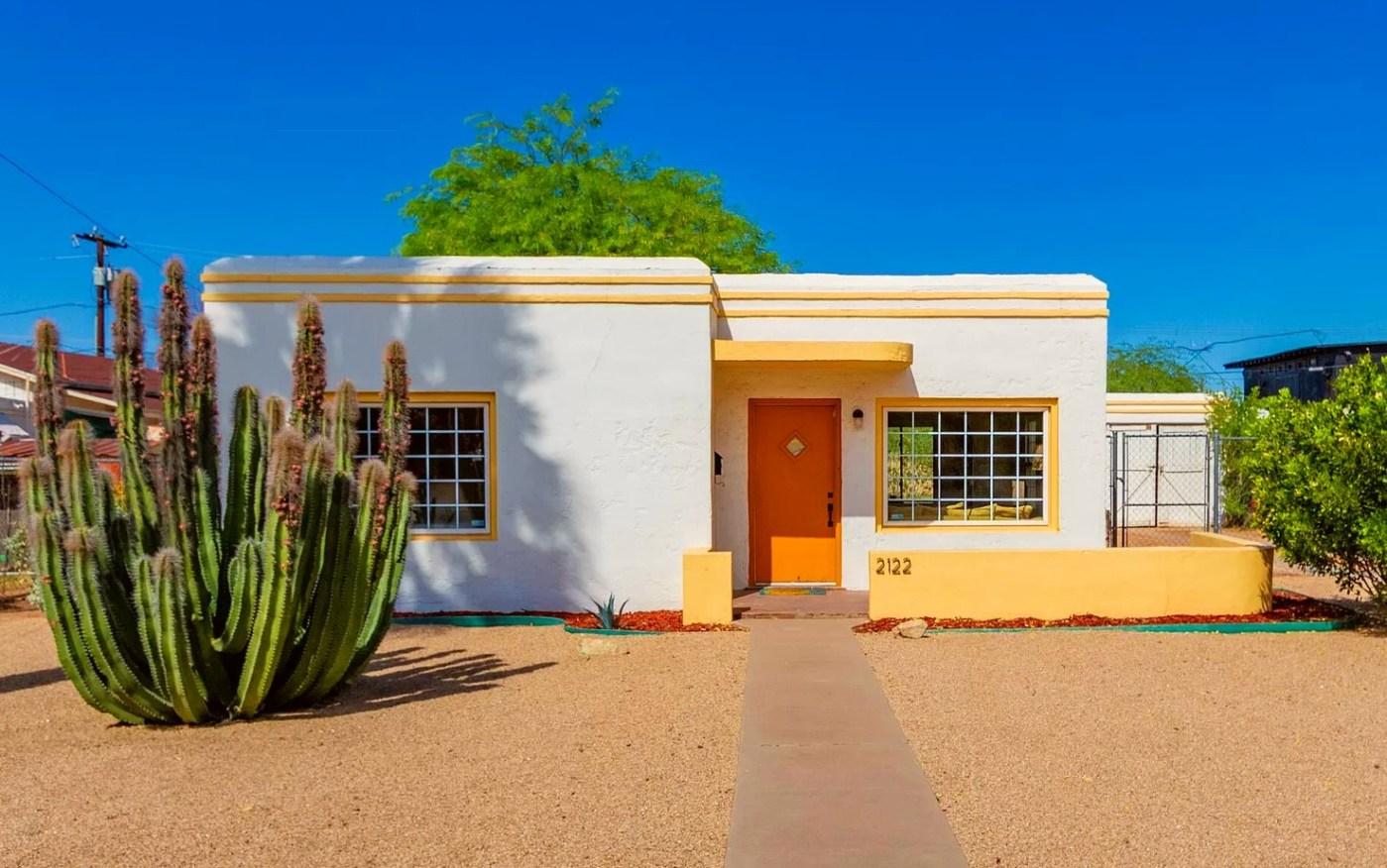 1940 Art Deco house in Arizona