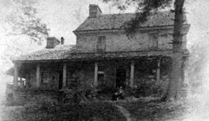 Col. George Gillespie House