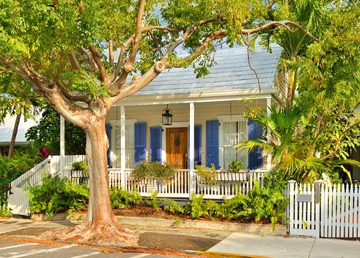 Key West Island Village Cottage