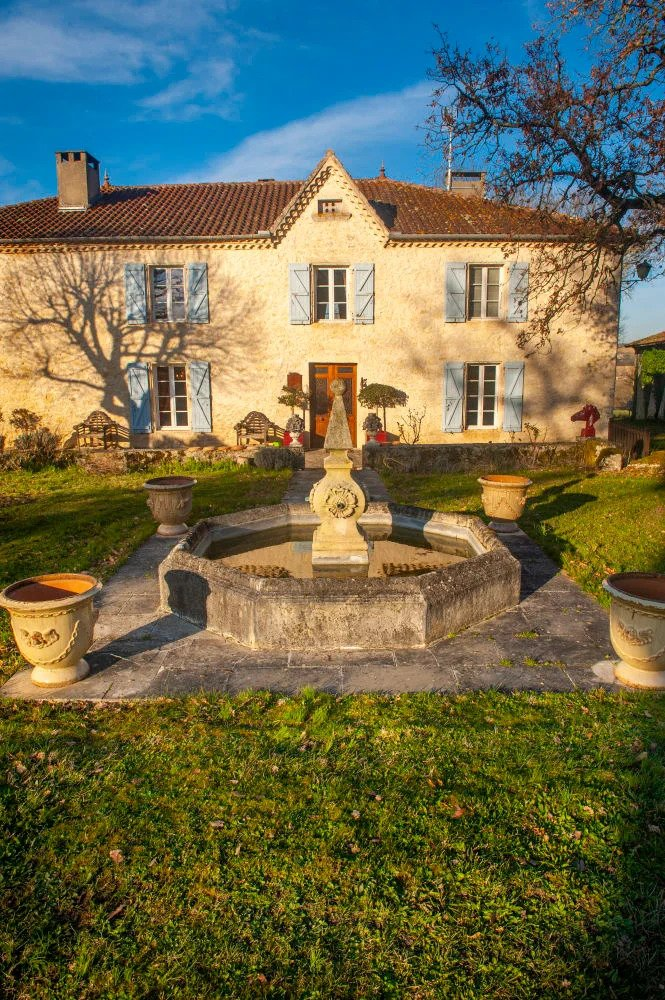 French country estate for sale