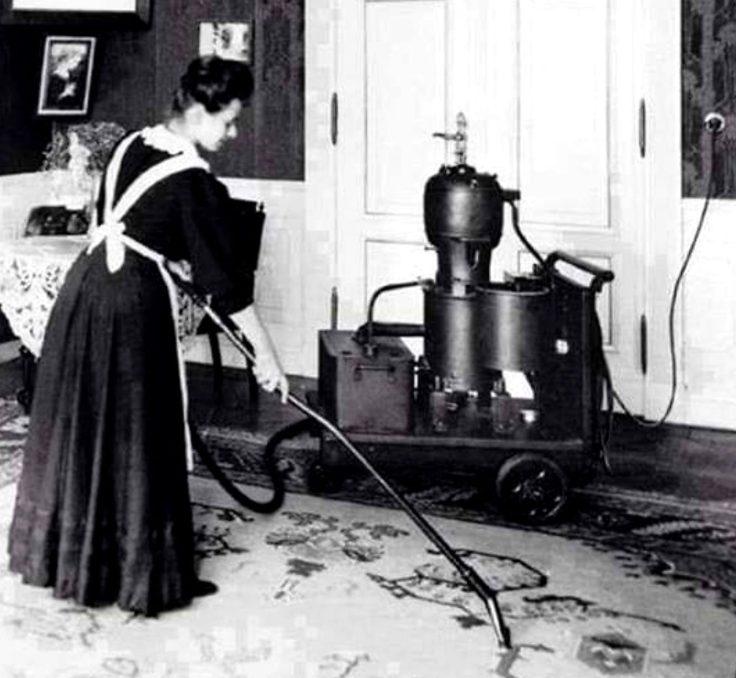 historic vacuums