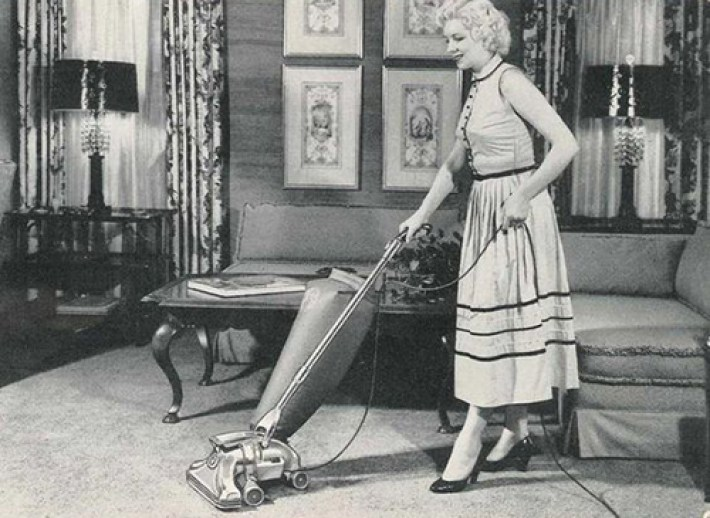 vintage vacuum cleaners