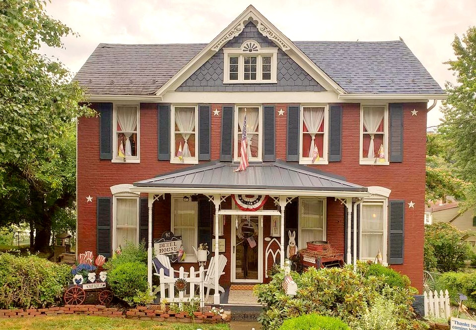 Folk Victorian for sale in Maryland