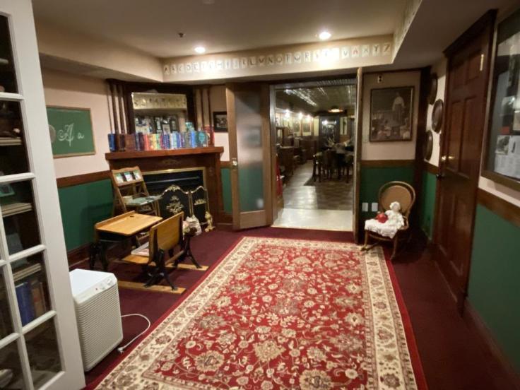 Historic Argo Hotel in Crofton Nebraska