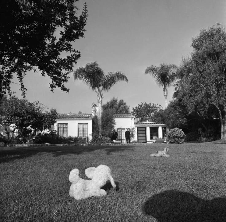 Marilyn Monroe's last home