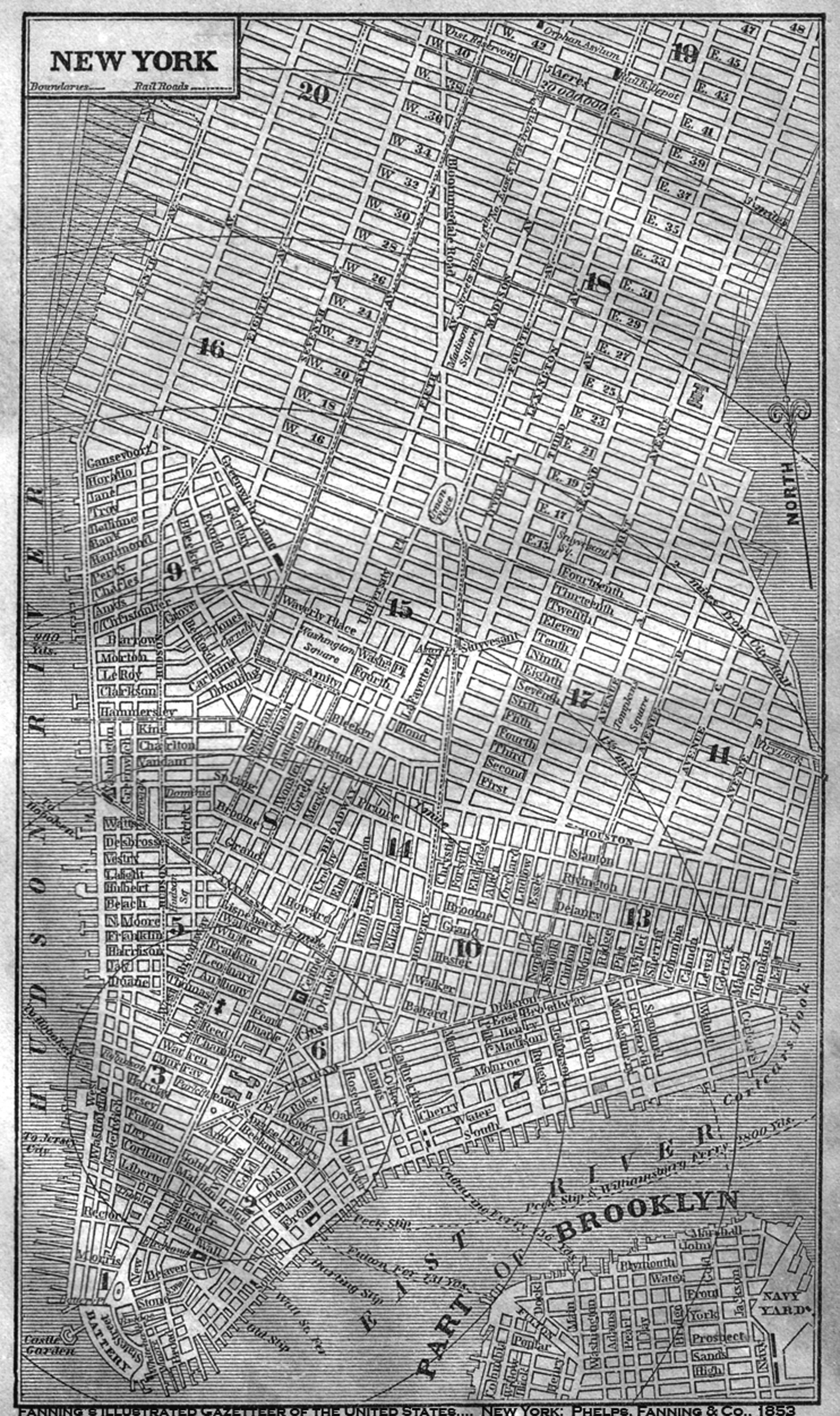 Underground Railroad Digital Classroom Maps Amp Images City Maps