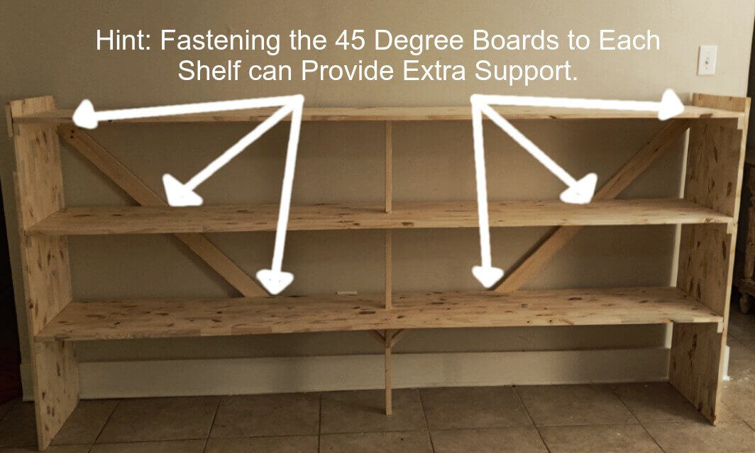 How to Build a Bookshelf - Step 7