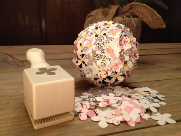 Pomander Flower Ball