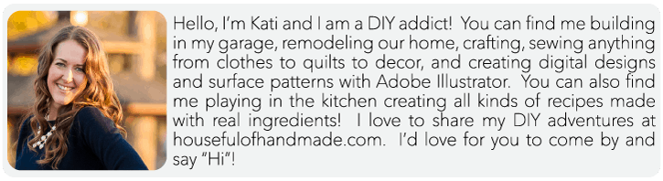 Kati from HousefulofHandmade.com