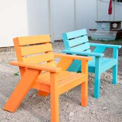 Patio Chairs For Kids Baby Bath Chair Easy Diy Houseful Of Handmade Create The Perfect Backyard Seating With These Are