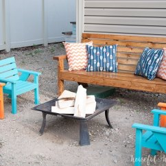 Patio Chairs For Kids Hardwood Chair Mat Canada Easy Diy Houseful Of Handmade Create The Perfect Backyard Seating With These Are