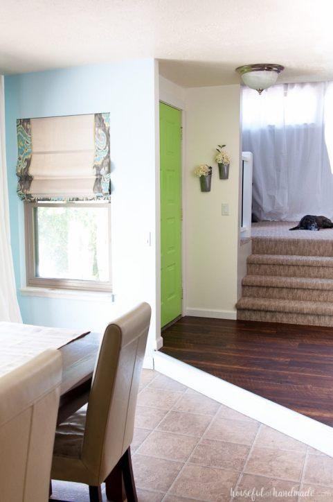 Stunning Green Doors - Houseful of Handmade