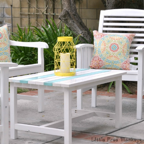 diy patio chairs princess table and chair set 28 outdoor furniture projects to get ready for spring houseful building beautiful doesn t have be hard this easy 15