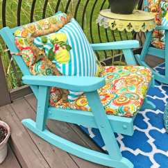 Diy Painted Windsor Chairs Stool Chair History 28 Outdoor Furniture Projects To Get Ready For Spring