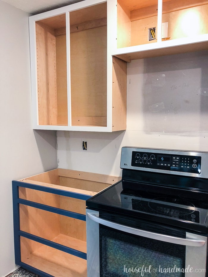 How To Build A Cabinet With Drawers And Doors : build, cabinet, drawers, doors, Build, Cabinets, Houseful, Handmade