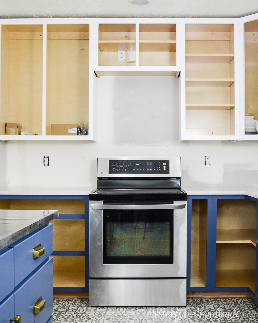 How To Build Your Own Cabinets : build, cabinets, Build, Cabinets, Houseful, Handmade