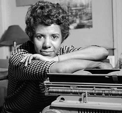 Houseful Of Black History | Lorraine Hansberry – Author