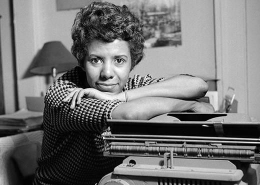 Lorraine Hansberry - A Raisin In The Sun Author