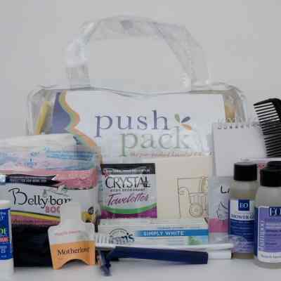 The Push Pack – A Giveaway!