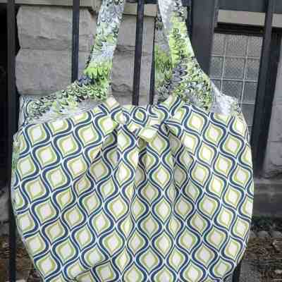 Large Tote Bag Show & Tell