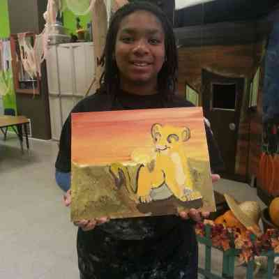 Unicoi Art Studio – Getting Ready Halloween Style