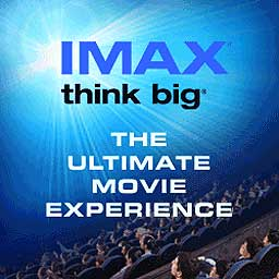 My First IMAX Experience